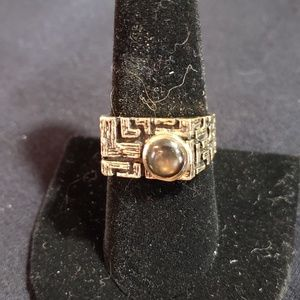 Mens 10k Gold Ring